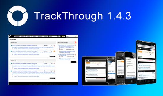 new trackthrough screenshot