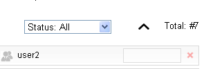 screenshot of sorting tasks or issues in descending order